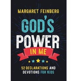 Margaret Feinberg God's Power in Me
