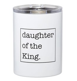 Daughter Of The King Stainless Steel Tumbler