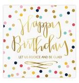 Happy Birthday Napkin 20pk