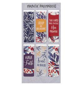 Trust Always Magnetic Bookmark Set