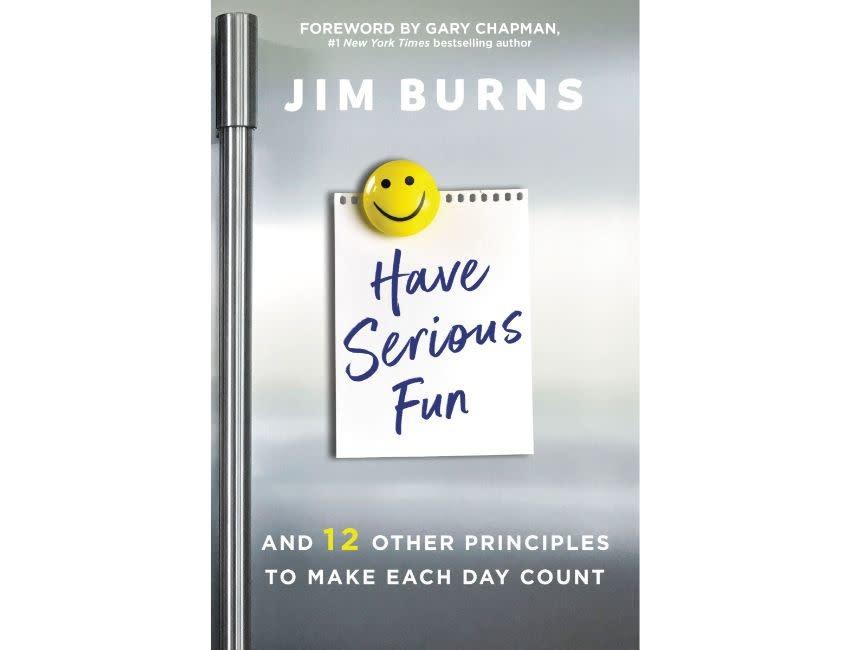 Jim Burns Have Serious Fun