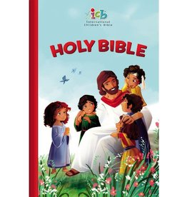 ICB, Holy Bible, Hardcover