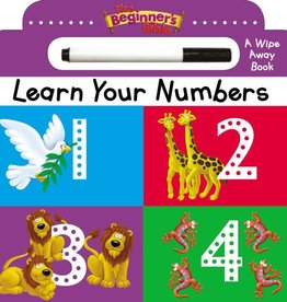 Beginner's Bible Learn Your Numbers