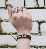Chosen Old School Bracelet - Black