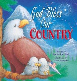 HANNAH C. HALL God Bless Our Country