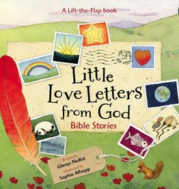 GLENYS NELLIST Little Love Letters From God