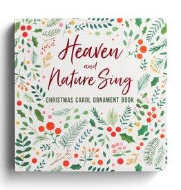 Heaven & Nature Sing Ornament Book