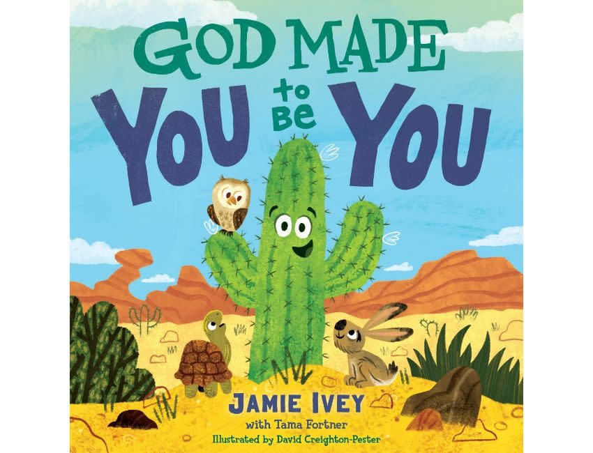 Jamie Ivey God Made You to Be You