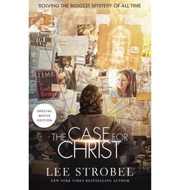 LEE STROBEL The Case For Christ Movie Edition