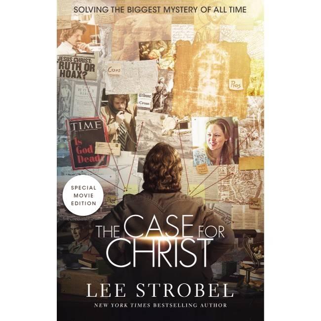 Lee Strobel The Case For Christ Movie Edition