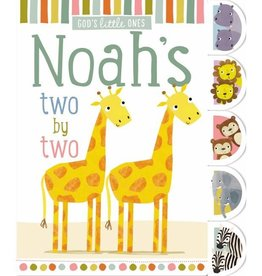 TOMMY NELSON God's Little Ones Noah's Two By Two