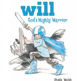 Sheila Walsh Will God's Mighty Warrior