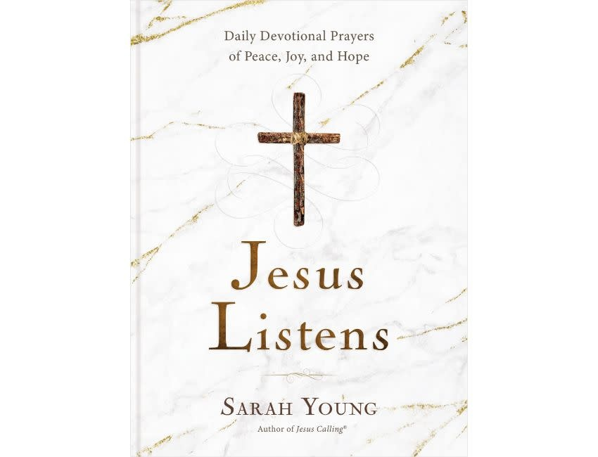 Sarah Young Jesus Listens