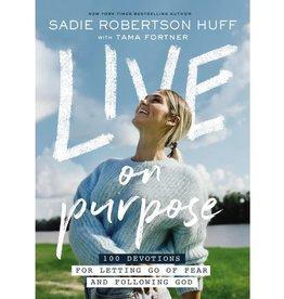Sadie Robertson Live on Purpose