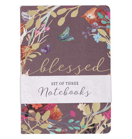 Notebook Set - Blessed