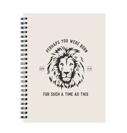 For Such a Time as This Lion Journal