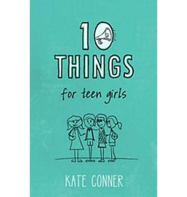 KATE CONNER 10 Things For Teen Girls