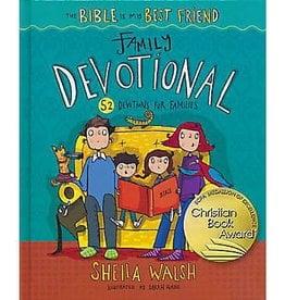 SHEILA WALSH The Bible Is My Best Friend Family Devotional