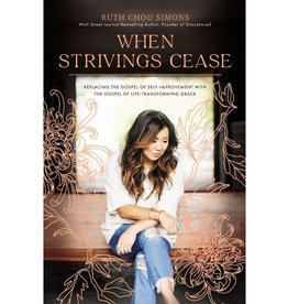 Ruth Chou Simmons When Strivings Cease
