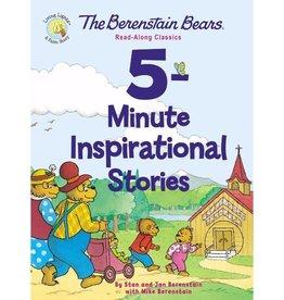 JAN BERENSTAIN The Berenstain Bears 5 Minute Inspirational Stories