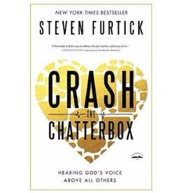 STEVEN FURTICK Crash The Chatterbox