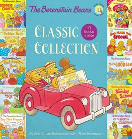 JAN BERENSTAIN THE BERENSTAIN BEARS CLASSIC COLLECTION