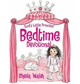 SHEILA WALSH God's Little Princess Bedtime Devotional