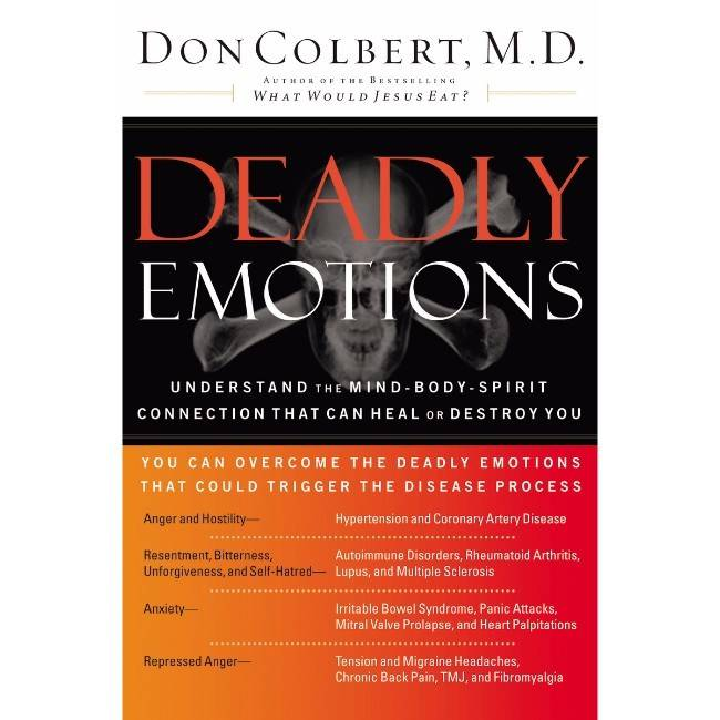 DON COLBERT Deadly Emotions