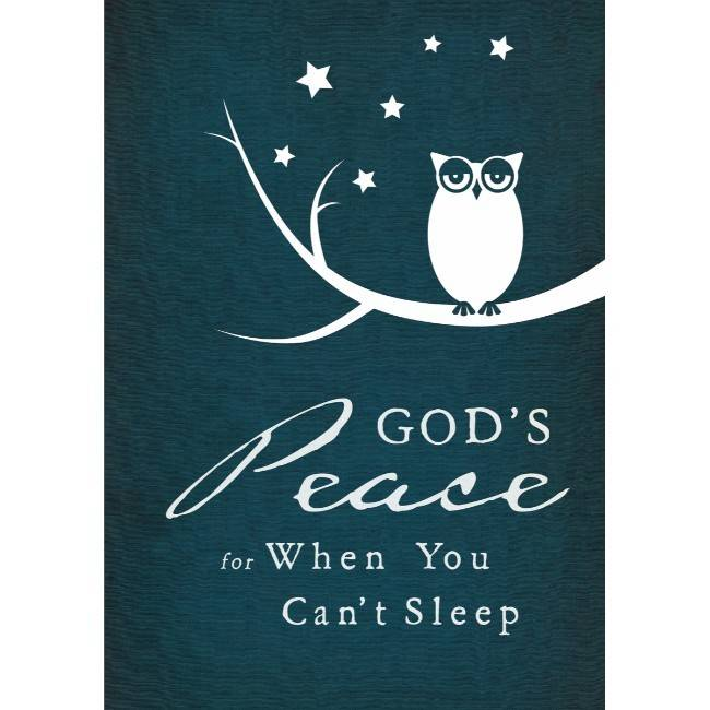 Christina Vinson God's Peace For When You Can't Sleep