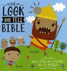 DAWN MACHELL The Look And Tell Bible