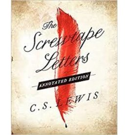 C S LEWIS The Screwtape Letters Annotated Edition