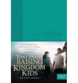 TONY EVANS Raising Kingdom Kids Devotional