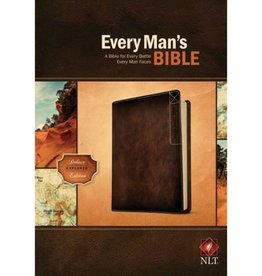 Every Man's Bible NLT, Deluxe Explorer's Edition