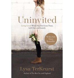 LYSA TERKEURST Uninvited