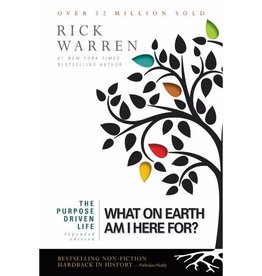 RICK WARREN What On Earth Am I Here For? The Purpose Driven Life