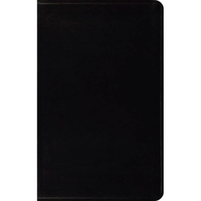 CROSSWAY ESV Thinline Bible - Bonded Leather Black