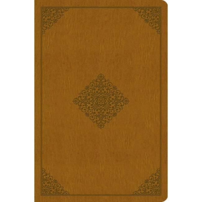 ESV Value Compact Bible - Goldenrod