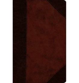 CROSSWAY ESV Wide Margin Reference Bible - Brown