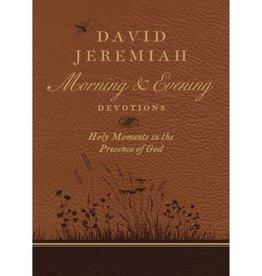 DAVID JEREMIAH Morning & Evening Devotions
