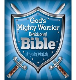 SHEILA WALSH God's Mighty Warrior Devotional Bible