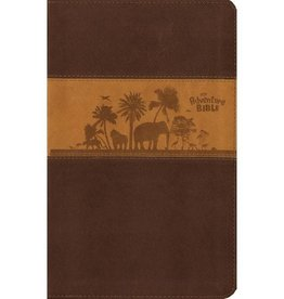 NIV Adventure Bible - Chocolate/Toffee