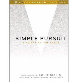LOUIE GIGLIO Simple Pursuit
