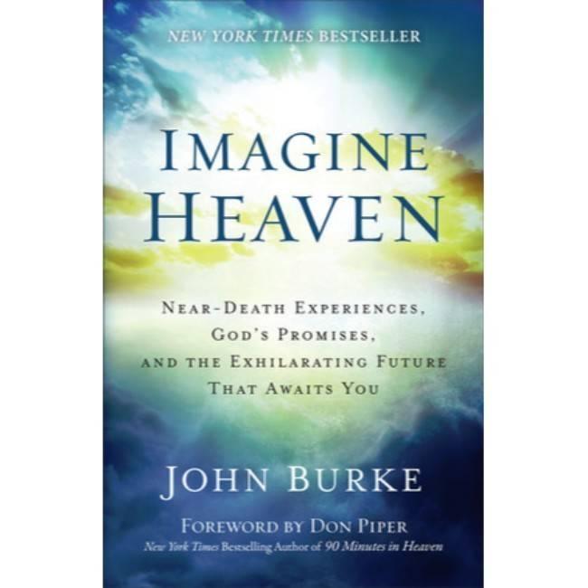 JOHN BURKE Imagine Heaven