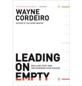 WAYNE CORDEIRO Leading On Empty