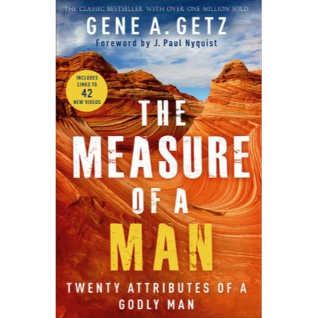 GENE A. GETZ The Measure Of A Man