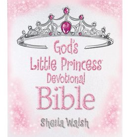 SHEILA WALSH God's Little Princess Devotional Bible