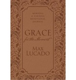 Max Lucado Grace For The Moment - Leather