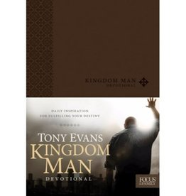 TONY DUNGY Kingdom Man Devotional