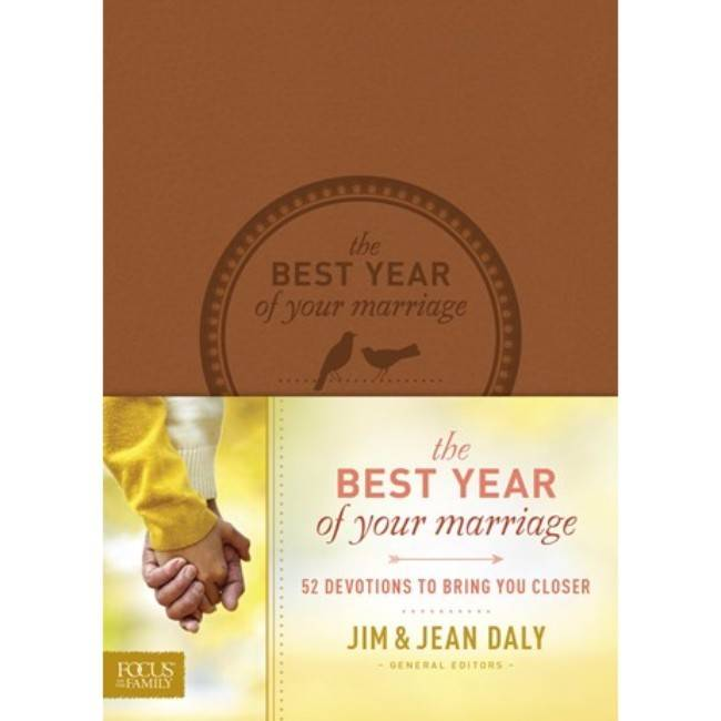 Jim Daly The Best Year Of Your Marriage