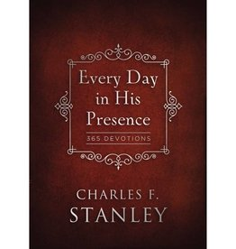 CHARLES STANLEY Every Day In His Presence